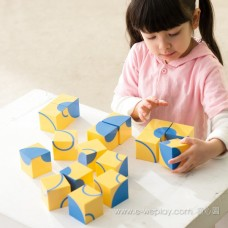 Weplay Fun with Curves - 16pcs